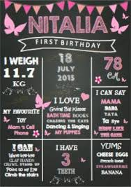 birthday chalkboard magic milestone birthday chalkboard d10 rainbow magic