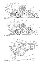 patent us7992665 hood assembly for a machine and a method of use
