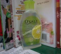 Toner Oval review ovale lime anti acne lotion christa s
