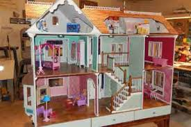 Free Miniature Dollhouse Plans by Barbie Dollhouse Plans How To Make