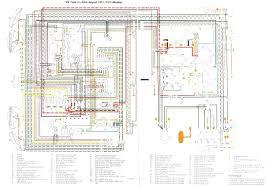 1973 vw beetle engine wiring diagram type 1 diagrams voltage