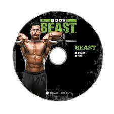 beachbody body beast introductory kit includes full dvd program