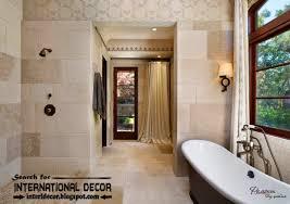 beautiful bathroom tiles designs ideas patterns mosaic tiles for