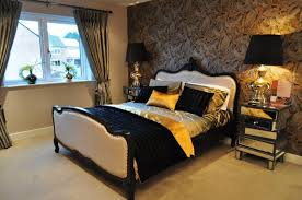 Brown Bedroom Designs Black And Gold Bedroom Ideas Black Brown Gold Orange Yellow