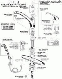 Moen Kitchen Faucet Repair Kitchen Extraordinary Kohler Kitchen Faucets Parts Moen Faucet