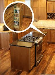 backsplash kitchen island with slide in stove how to create a
