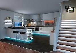 led leiste küche wohnräume verwandeln mit led stripes und lichtleisten paulmann