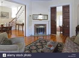 Queen Anne Living Room Design Main Reception Room Living Room Parlor At Entrance With View