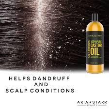 amazon com aria starr castor oil cold pressed 16 fl oz best