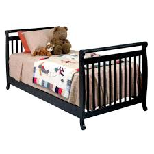 Emily Mini Crib Mini Cribs Contemporary Bedroom Furniture Portable Blue