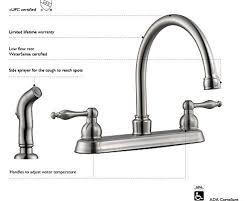 design house oakmont kitchen faucet house kitchen faucets part 2