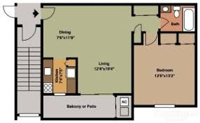 1 bedroom floor plans canal house apartments in morrisville pa