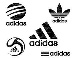 adidas logo png adidas etsy