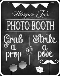 Photo Booth Sign 26 Best Photo Booth Ideas Images On Pinterest Photo Booth Signs