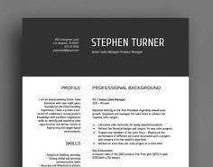 professional resume template cv template cover by supercv etsy