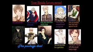 Lovers Meme - your hetalia lovers meme by battleofaburden23 on deviantart