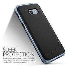 funda galaxy a5 vrs design funda silicona protectora azul