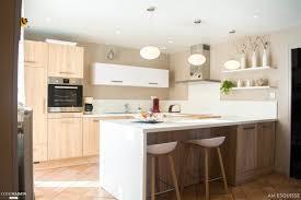 am agement salon cuisine ouverte coté maison cuisine galerie avec nouvelle cuisine et amanagement de