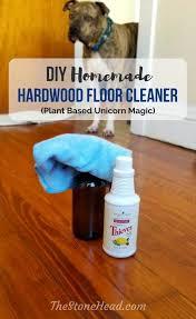 Wood Floor Cleaner Diy Diy Hardwood Floor Cleaner With Thieves Cleaner The