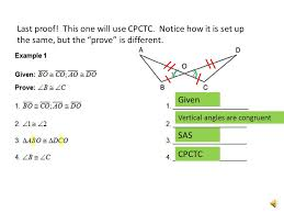 module 5 lesson 2 u2013 part 2 writing proofs ppt video online download