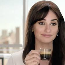 nespresso commercial female actress the nespresso vertuoline three questions commercial adfibs com