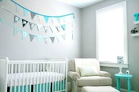 chambre bébé turquoise chambre bebe garcon bleu et gris ration garcon deco chambre bebe