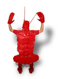 Lobster Halloween Costume Solo Cup Lobster