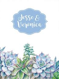 wedding backdrop outlet custom wedding backdrop sky blue succulent background any text