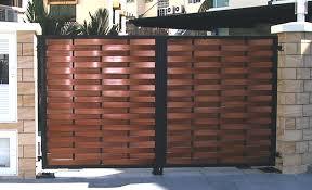 Stunning Gate Design Ideas Contemporary Home Design Ideas - Gate designs for homes