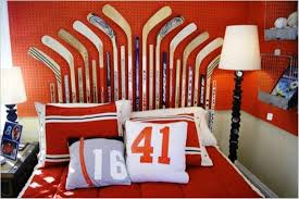 Sports Bedroom Ideas For Boys Ultimate Home Ideas - Boys hockey bedroom ideas