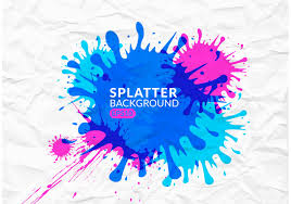 splatter free vector art 4760 free downloads