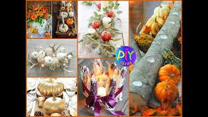beautiful diy fall table centerpieces ideas diy fall home decor