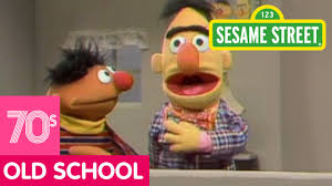 sesame bert s bart visits