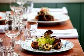 Restaurant Cuisine Brouge Belgian Cuisine Twickenham Esher Bar Restaurant