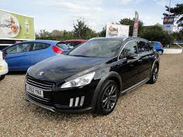Peugeot 5082 0 Hdi Rxh Hybrid 4wd Sw Ltd Edition Auto For Sale