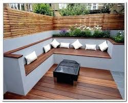 outdoor deck storage bench how to build an outdoor storage bench