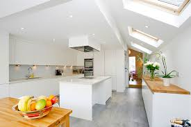 extension kitchen ideas islington side extension kitchen extension terraced
