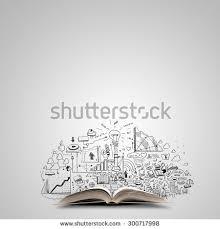book fantasy stories reading glowing fantasy stock photo 129071039
