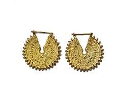 gipsy earrings earrings identity piercing