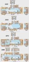 Motorhome Floor Plans Jayco Greyhawk Class C Motorhome Floorplans Large Picture