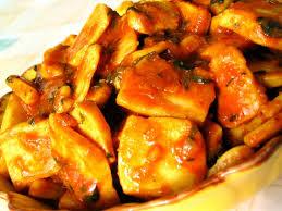cuisiner des seiches blancs de seiches sautés au curry la cuisine de