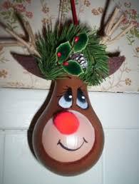 Homemade Christmas Reindeer Decorations by Light Bulb Christmas Ornaments Crafts Cute Ideas Christmas