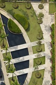 203 best landscape architecture images on pinterest landscape gilberto elkis paisagismo another geometric landscape design but an interesting combination of straight and curved lines looks like a fun space to walk