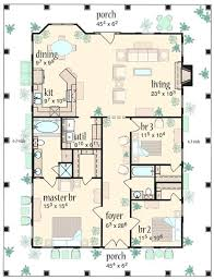 4 bedroom one story house plans single story house plans with porches gorgeous inspiration house