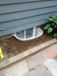 Replacing A Basement Window by Basement Systems Of New York Basement Waterproofing Photo Album
