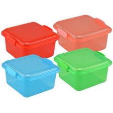craft boxes bulk bulk translucent plastic storage boxes with clip lock lids at