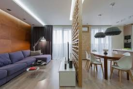 Bedroom Design Lesson Plan A Lesson In Delineating Space Without Walls Modern Apartment In