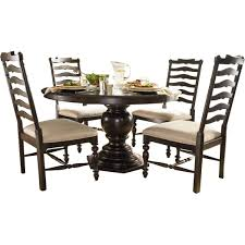 dining room rustic real oak extending dining table new