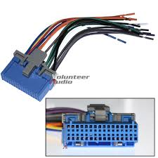 gm plugs into factory radio car stereo cd player wiring harness main image what is