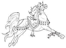 u003d u003d carousel horse coloring pages disney coloring pages